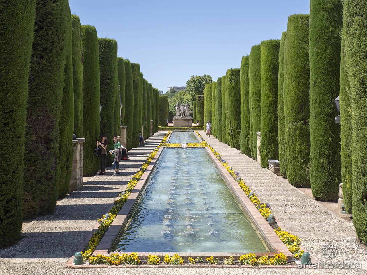 Gardens of the Christian Monarchs Alcazar